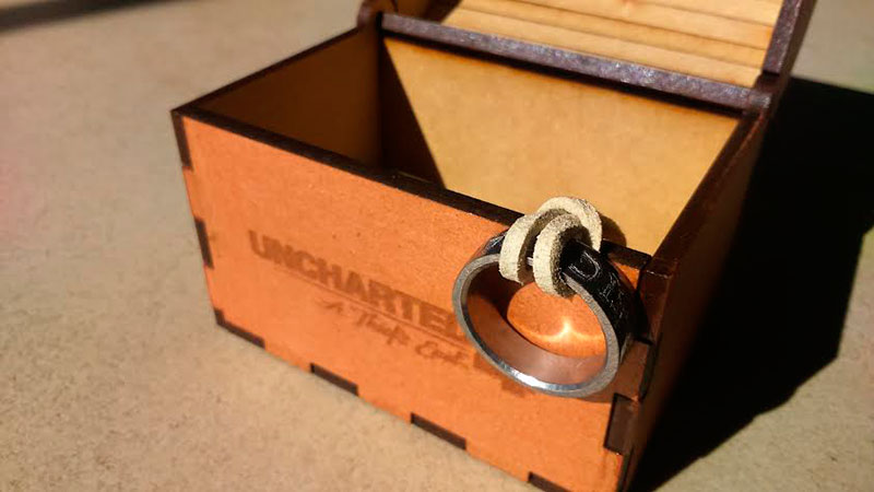 uncharted anillo