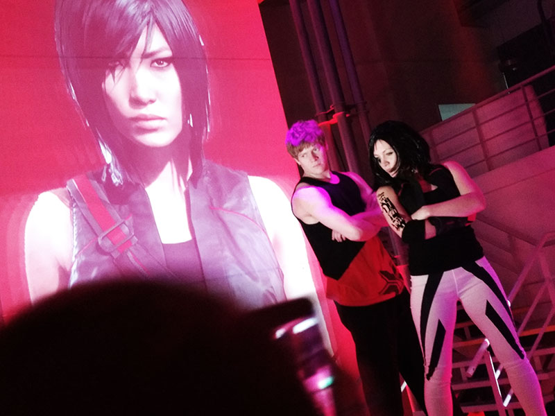 mirrors edge catalyst evento 1