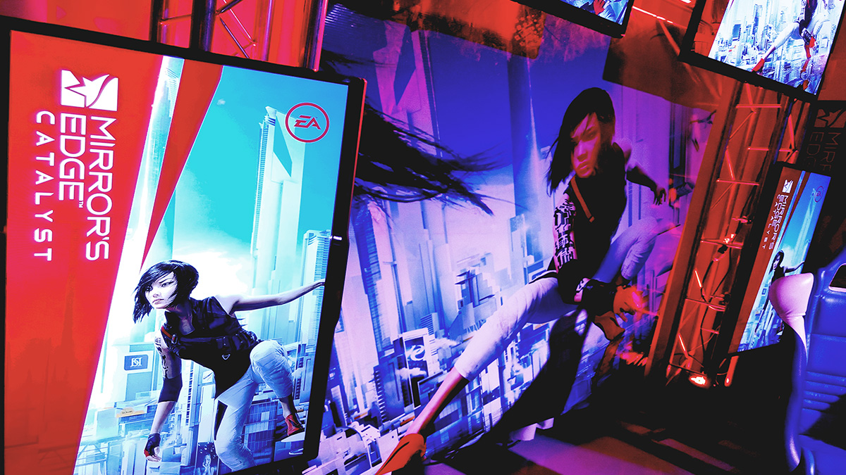 mirrors edge catalyst evento 2