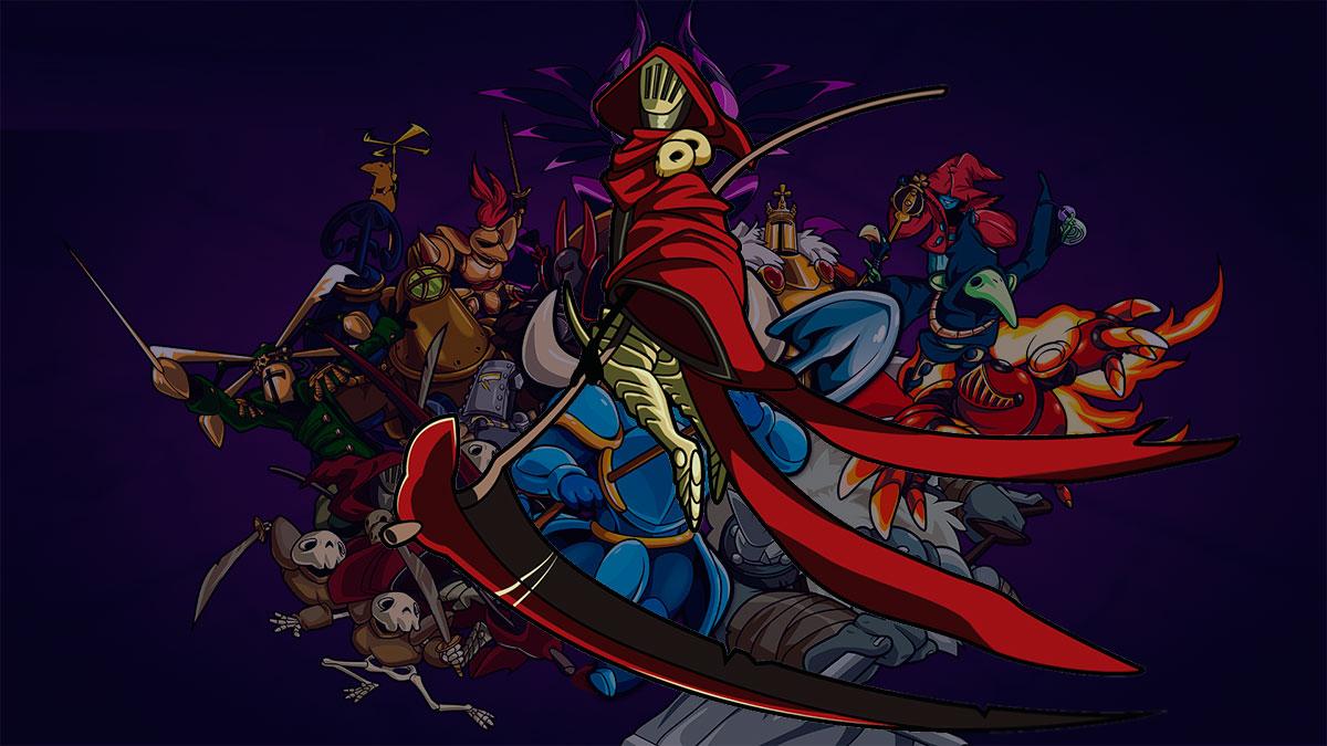 shovel knight specter