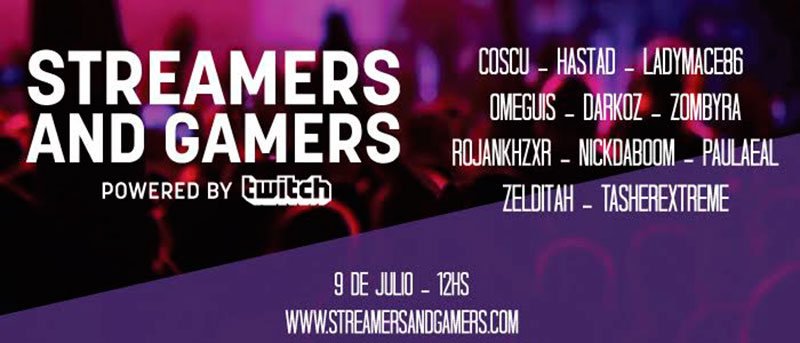 streamers gamers twitch 2
