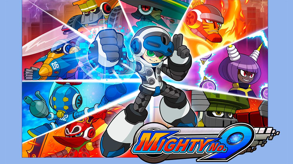 mighty no 9 main