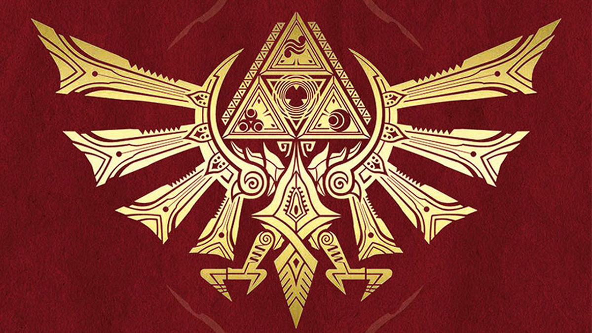 zelda art artifacts cover