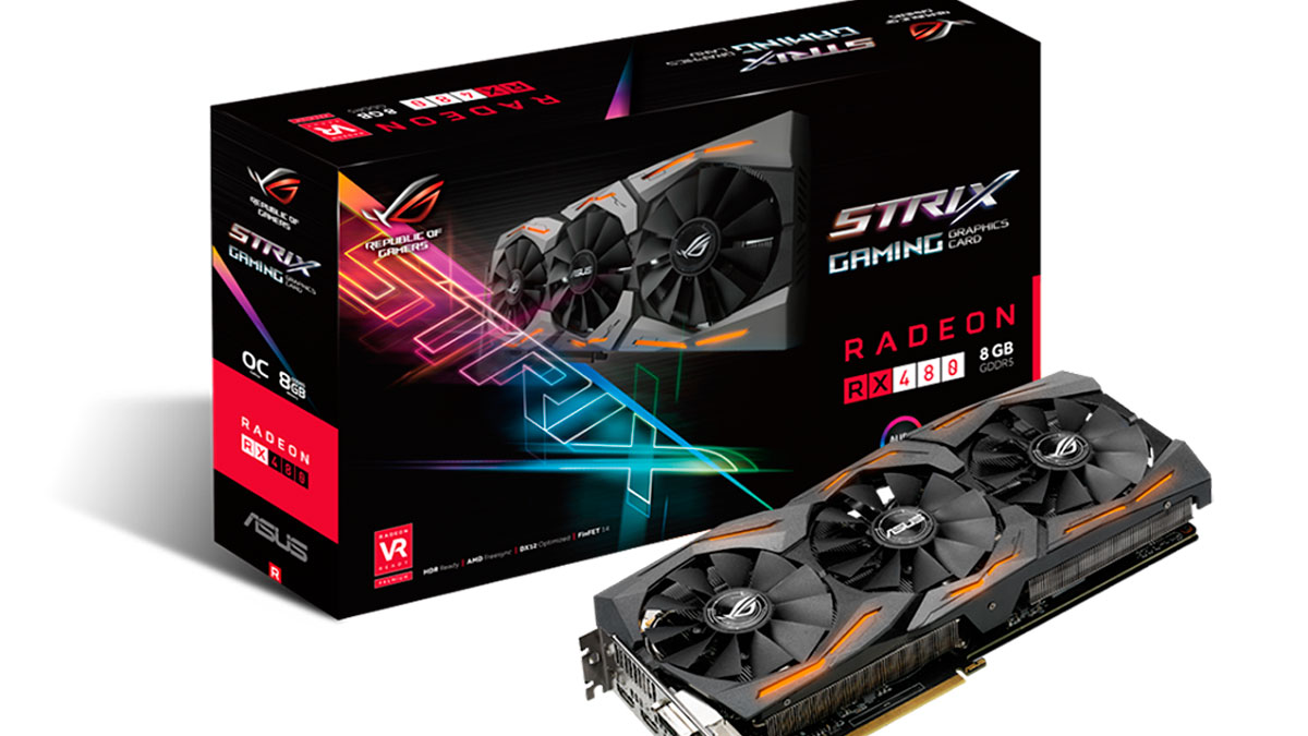 asus rog strix RX 480 main