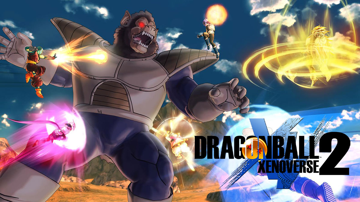 dragon ball xenoverse 2 main
