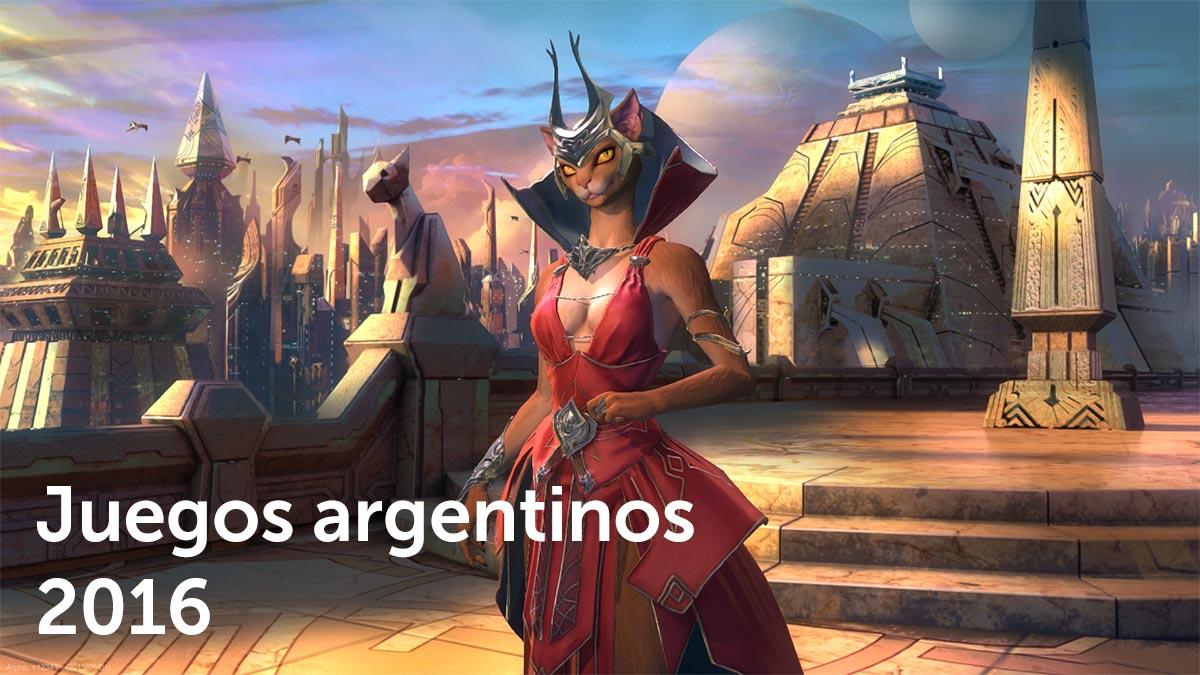 Juegos argentinos 2016
