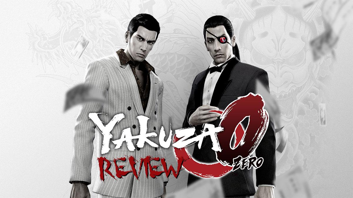 yakuza 0 main