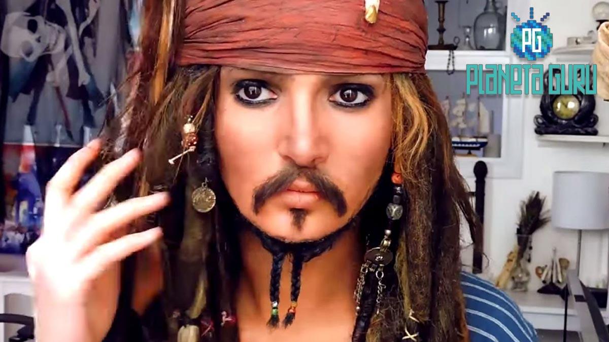Planeta Guru Jack Sparrow