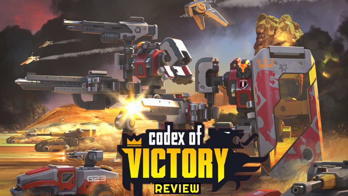 codex of victory review