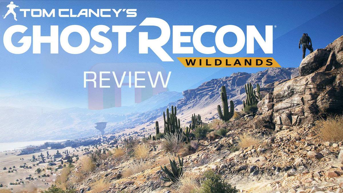 ghost recon wildlands main
