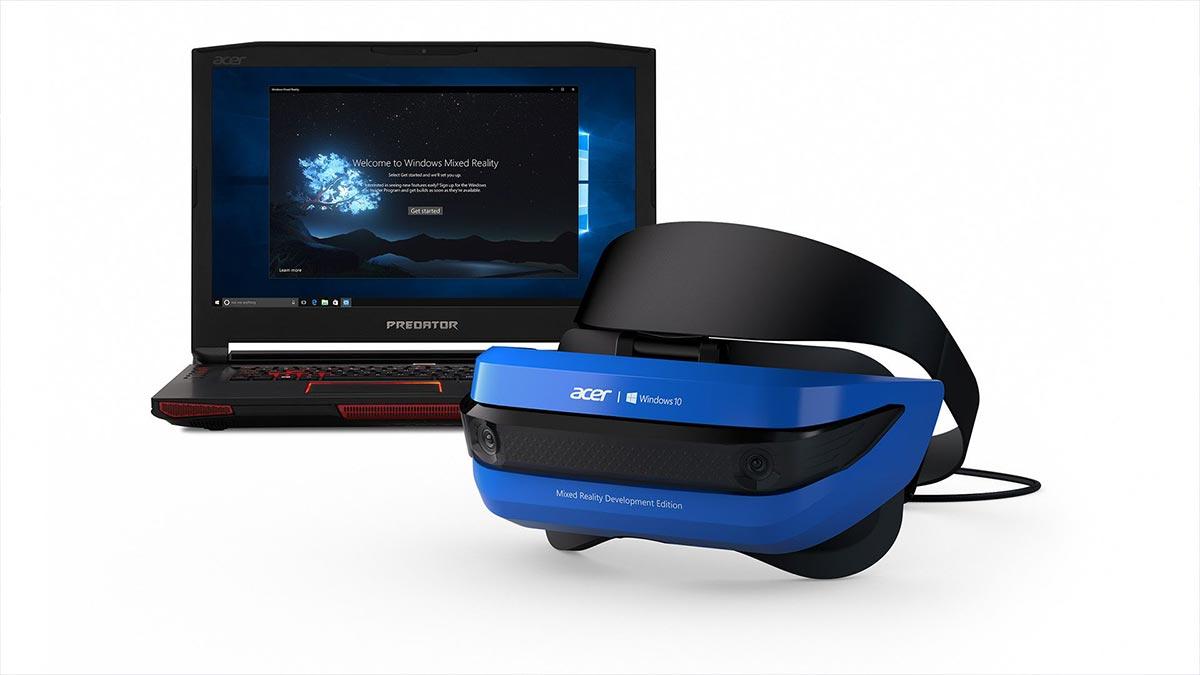 Microsoft Acer VR Headset