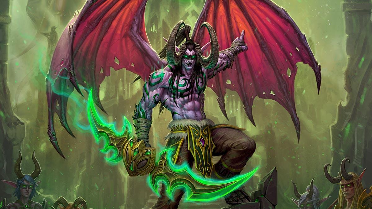 World of Warcraft Tumba de Sargeras 01