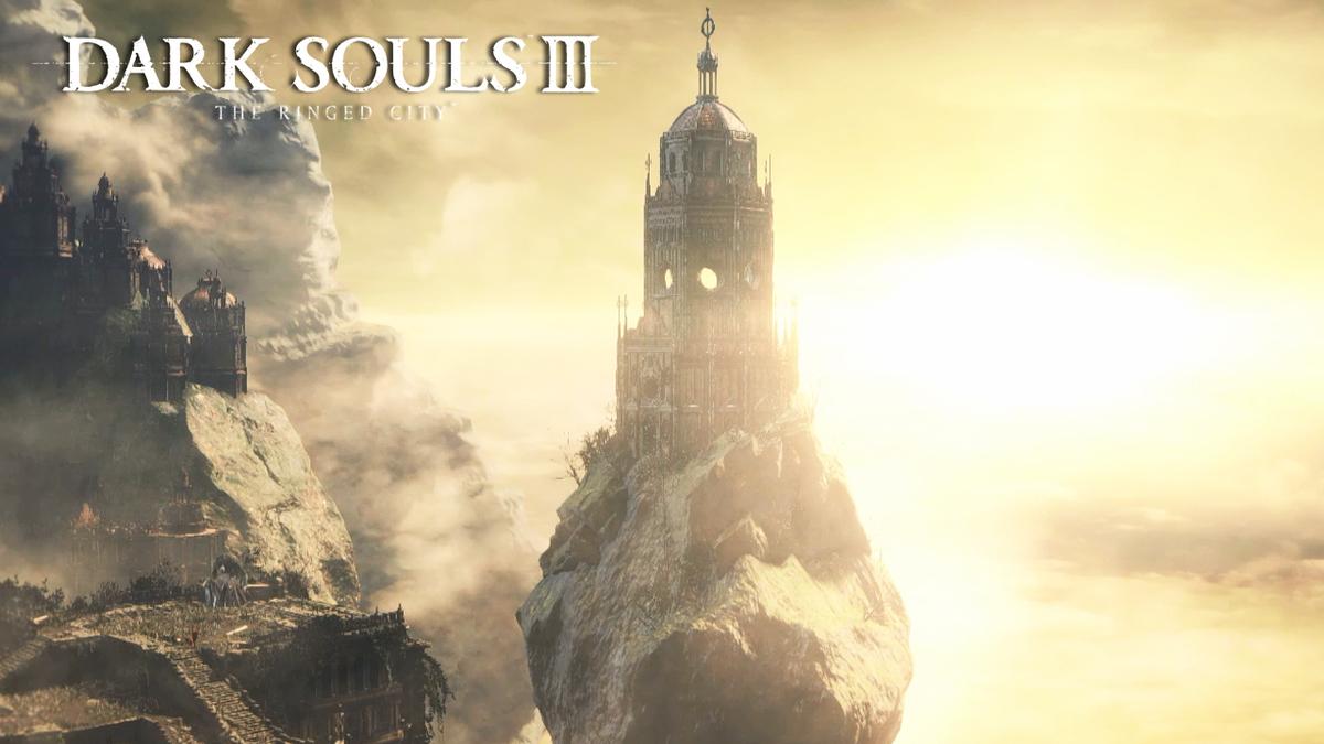 dark souls 3 ringed city review