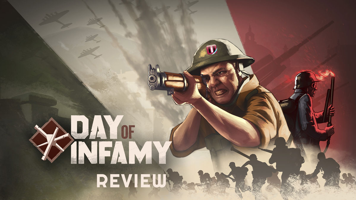 day of infamy review