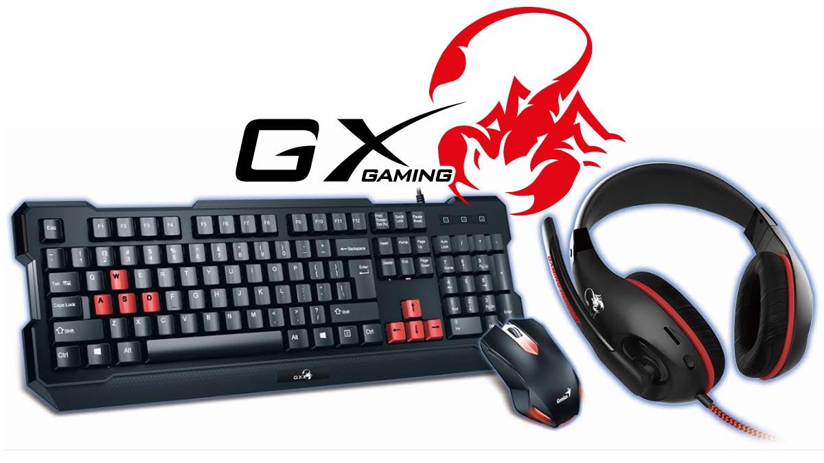 GXGaming Combo Gamer