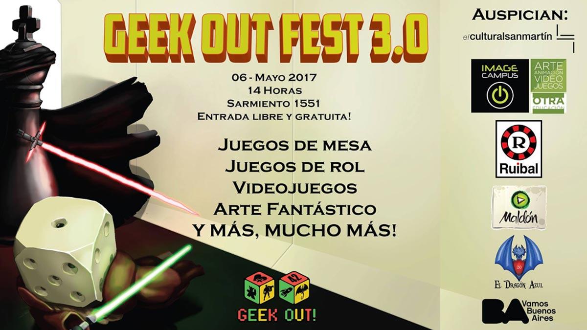 GeekOutFest30