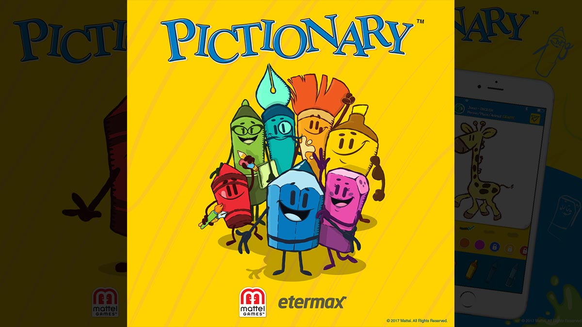 Pictionary Mattel Etermax 01