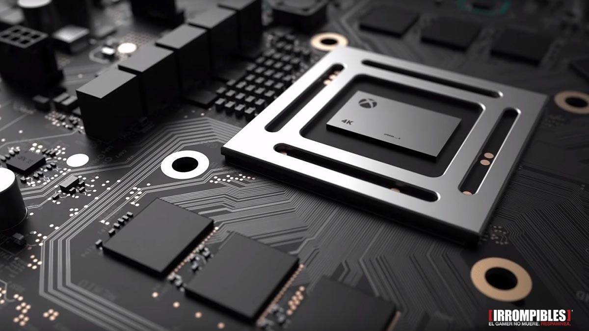 Xbox Project Scorpio 01
