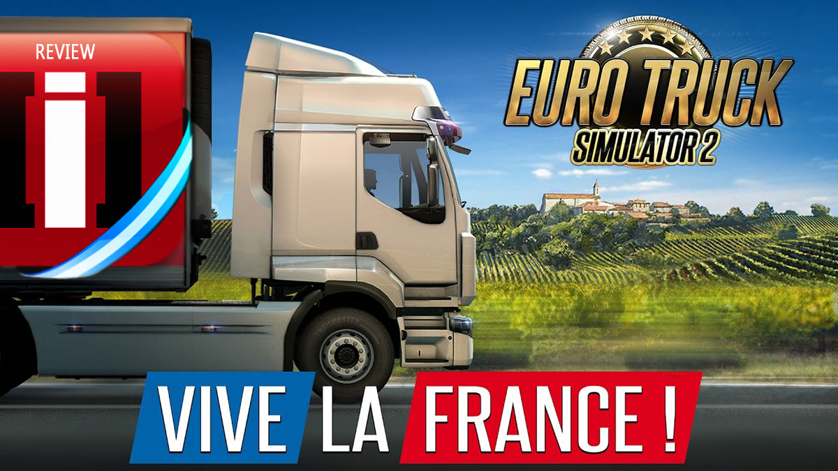 euro truck simulator france review