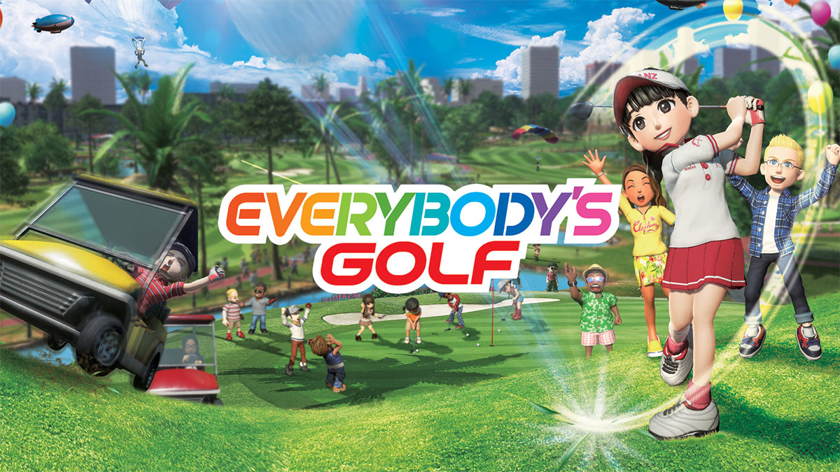 everybodys golf hands on