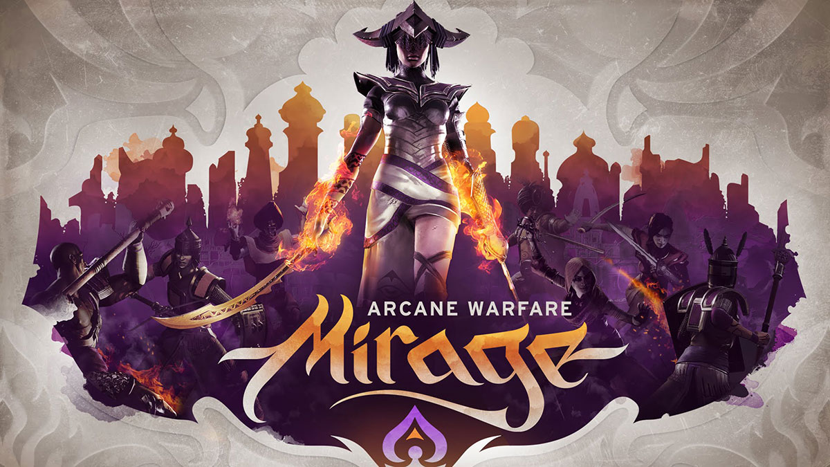 mirage arcane warfare early access