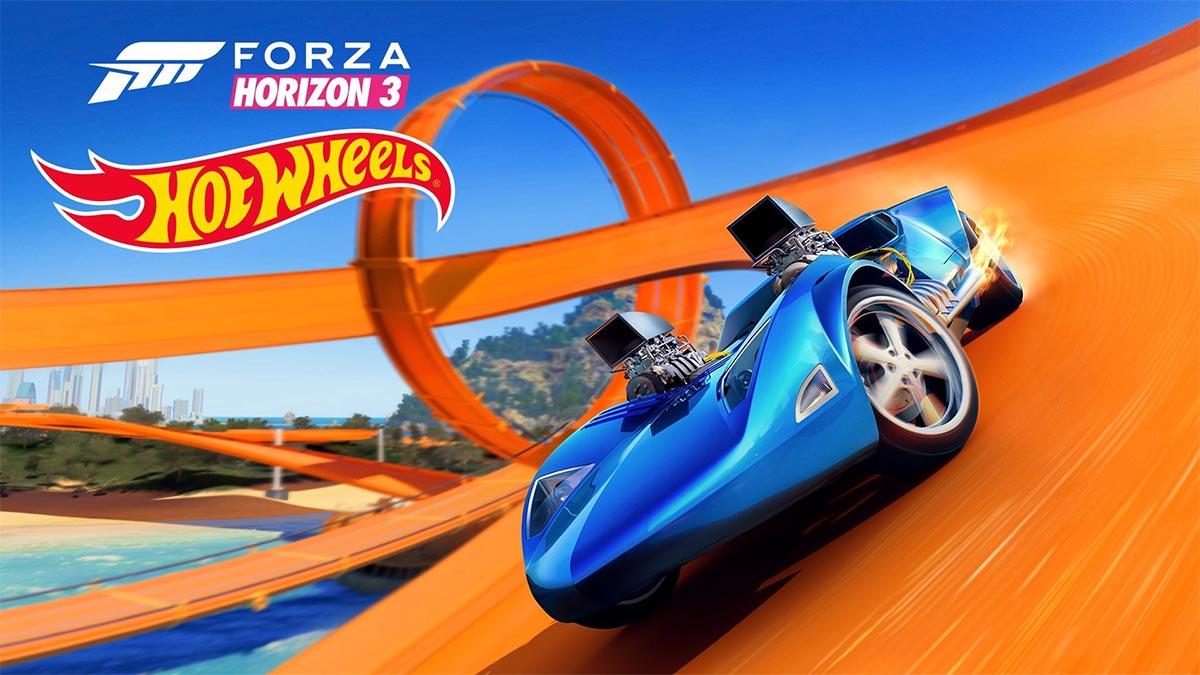 ForzaHorizon3 HotWheels01