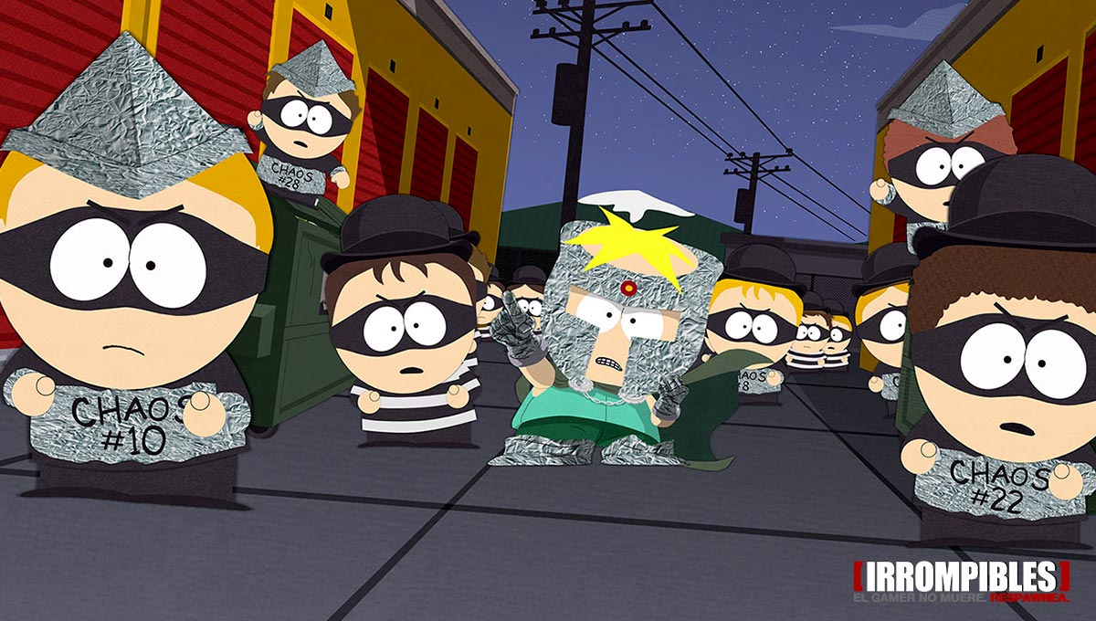 South Park Retaguardia en Peligro 01