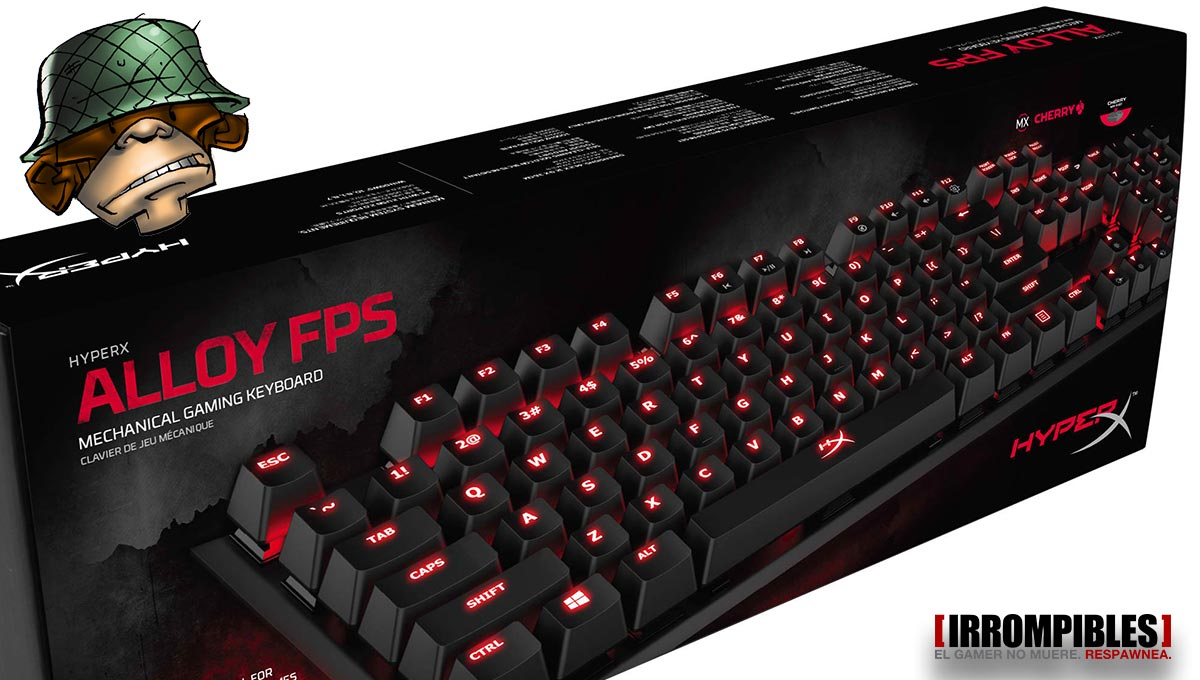HyperX Alloy FPS Cherry Brown