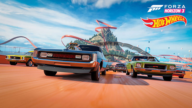 forza horizon hot wheels 3
