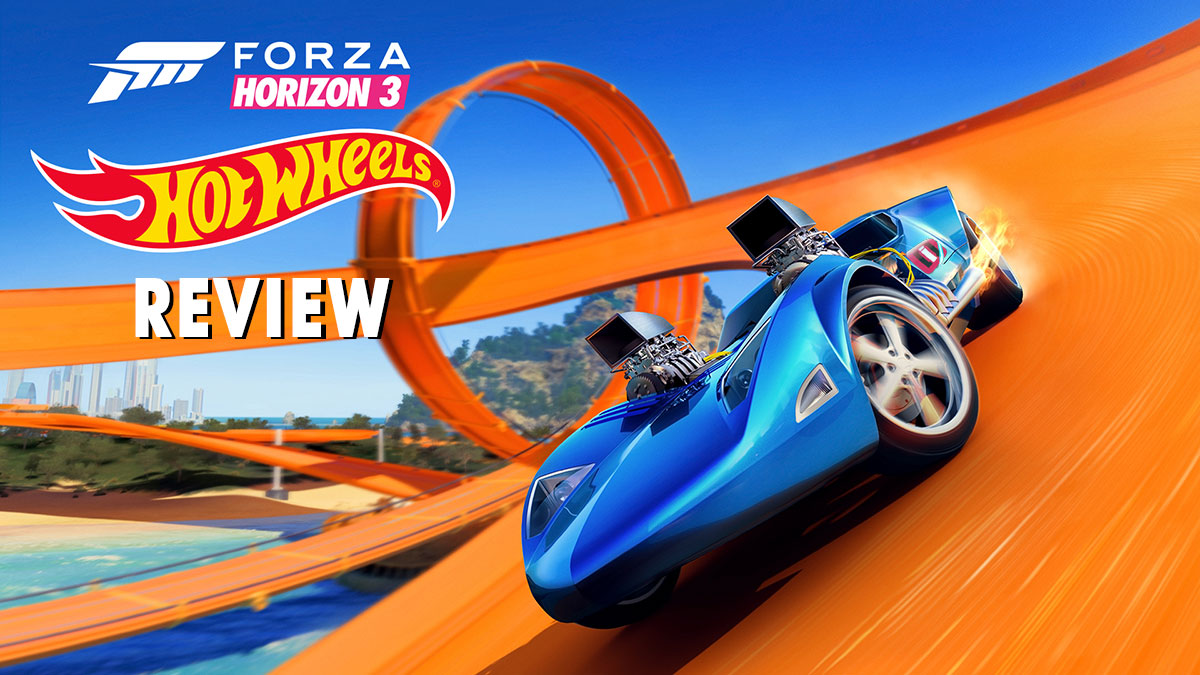 forza horizon hot wheels review