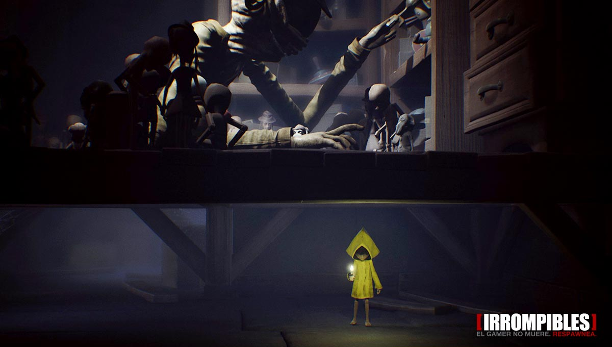 Little Nightmares review 03