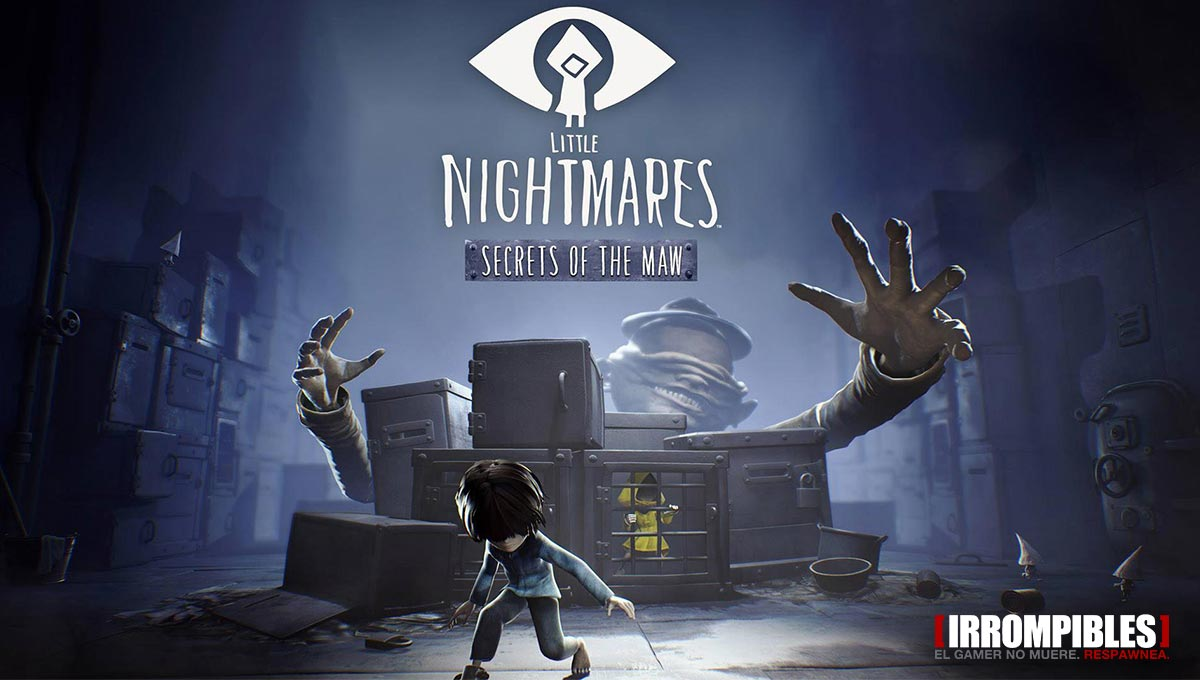 Little Nightmares Secrets of the Maw 01