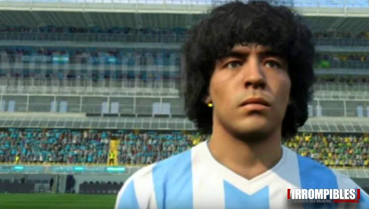 Maradona Konami PES