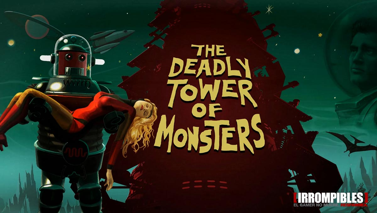 The Deadly Tower of Monsters 2