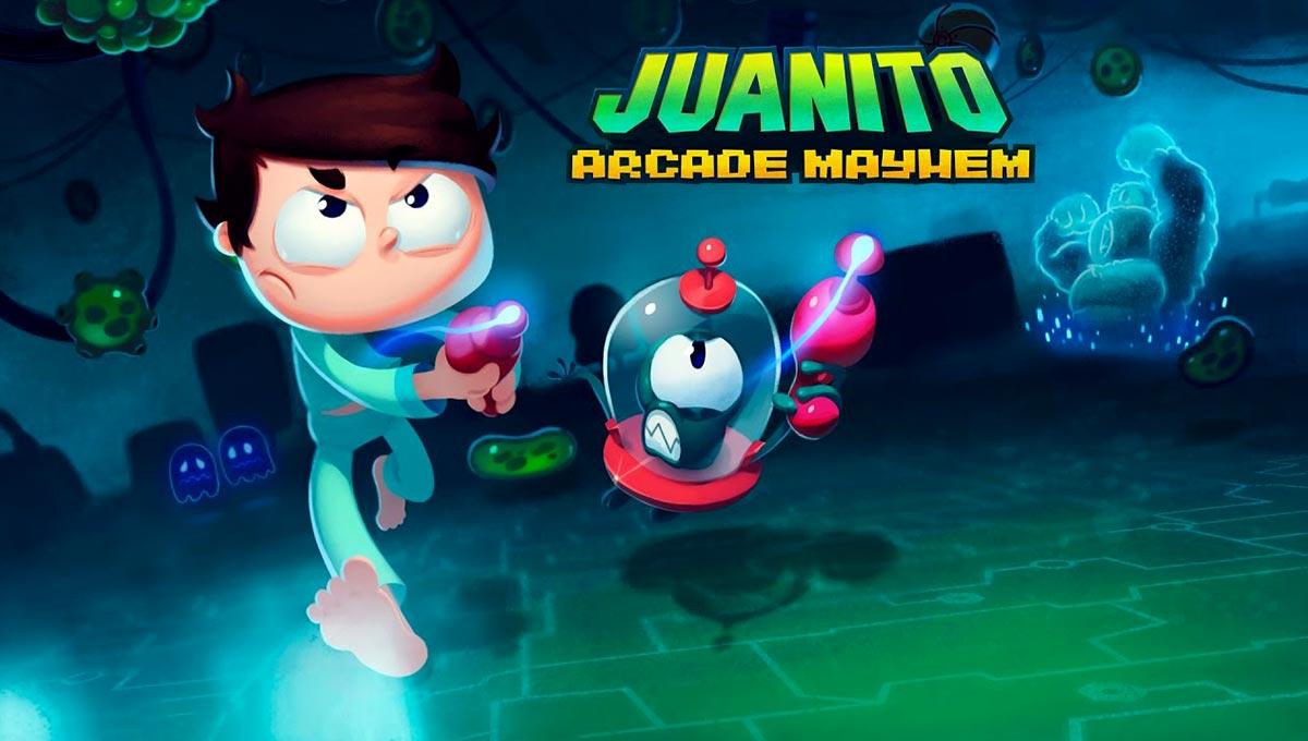 Juanito Arcade Mayhem 01
