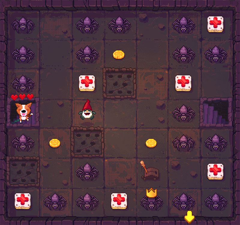 fidel dungeon rescue 1