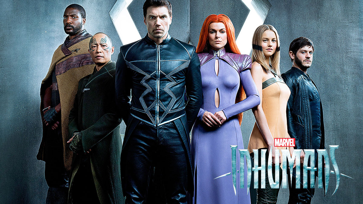 marvel inhumans imax