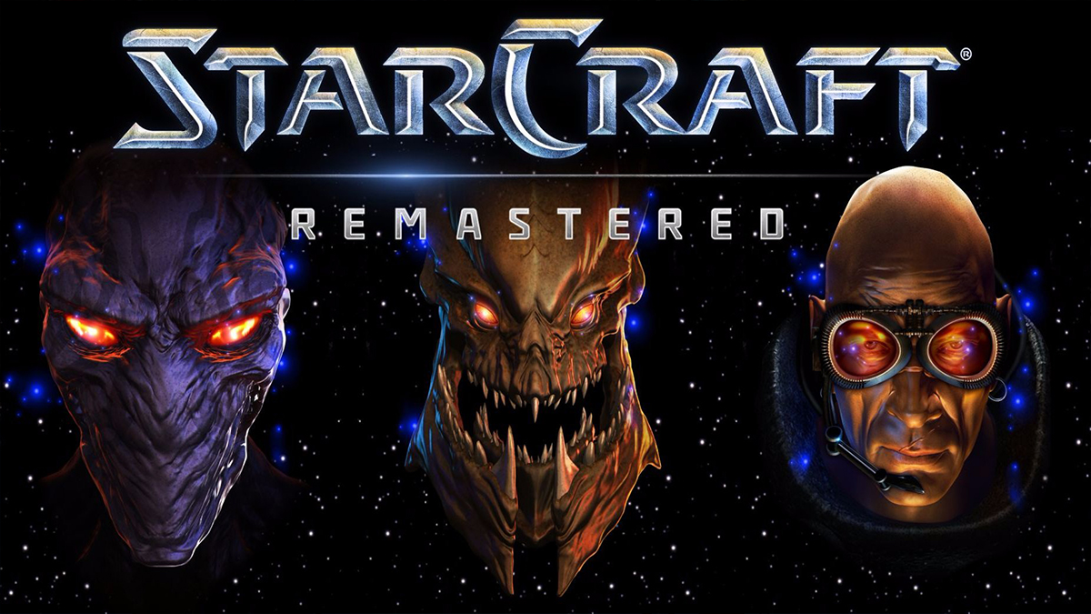 starcraft remastered 1
