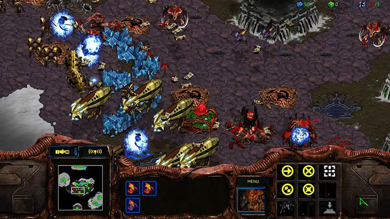 starcraft remastered 2