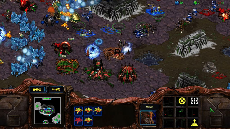 starcraft remastered 4