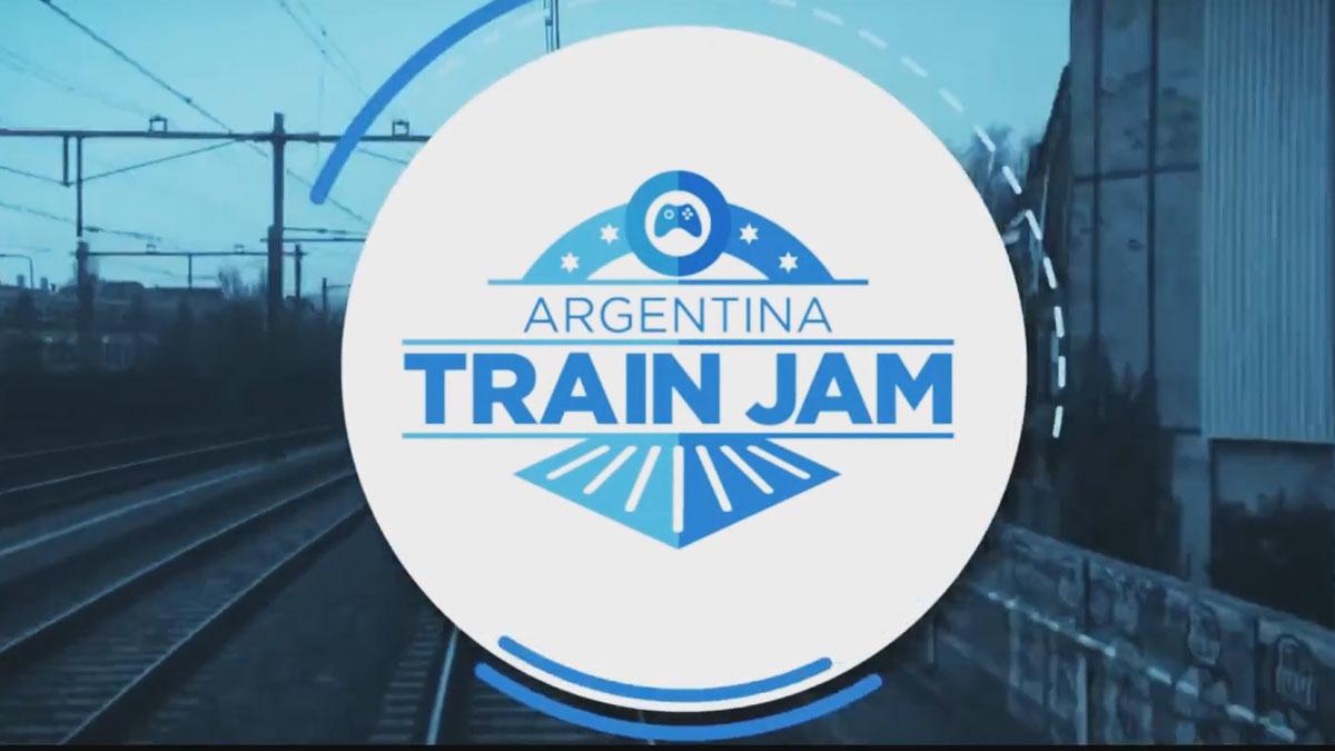 argentina train jam