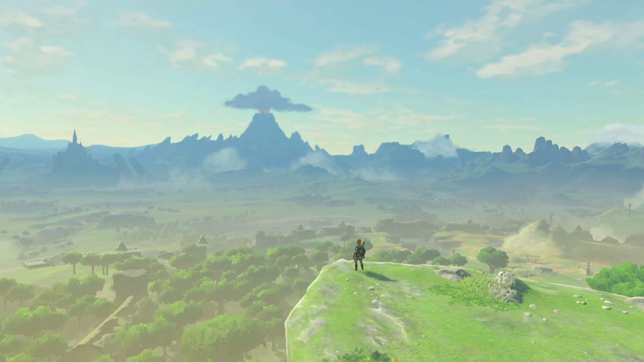legend zelda breath wild 2