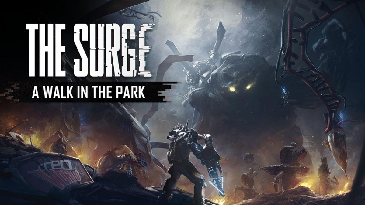 the surge walk park 1