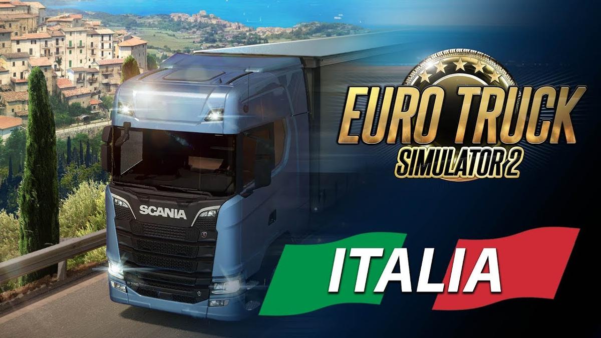 ETS2 italia cover