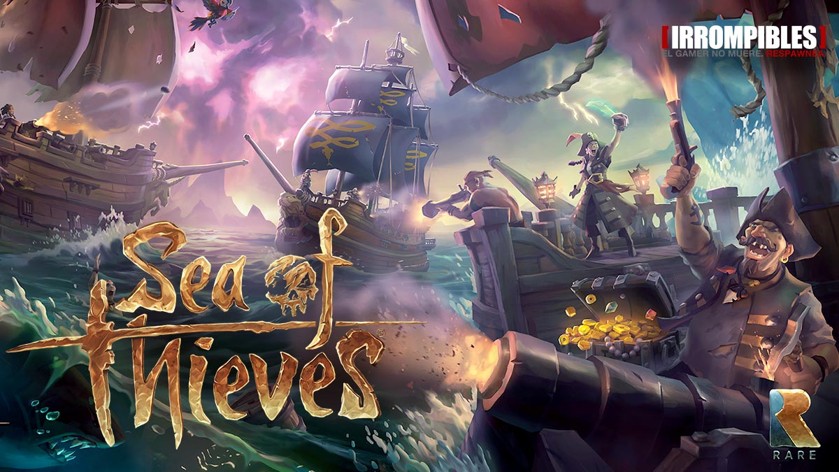 Sea of Thieves Beta 00