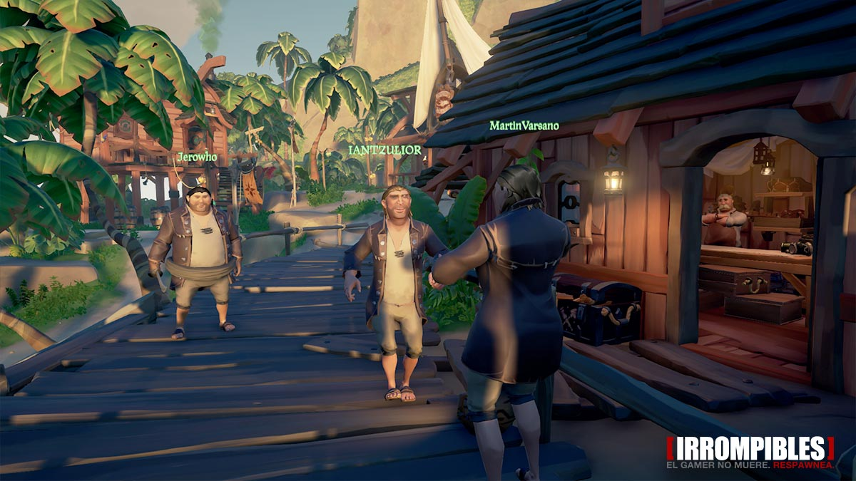 Sea of Thieves Beta 01