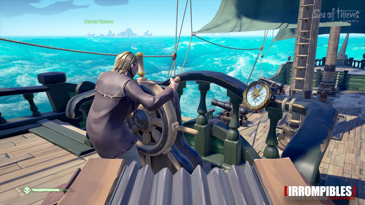Sea of Thieves Beta 04