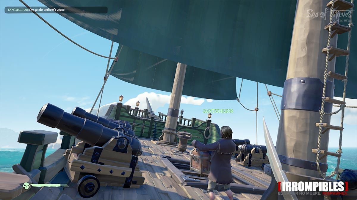 Sea of Thieves Beta 08