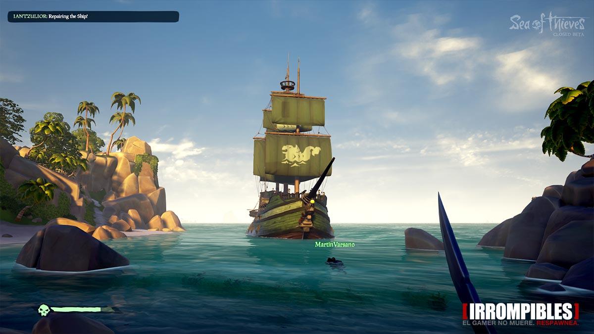 Sea of Thieves Beta 09