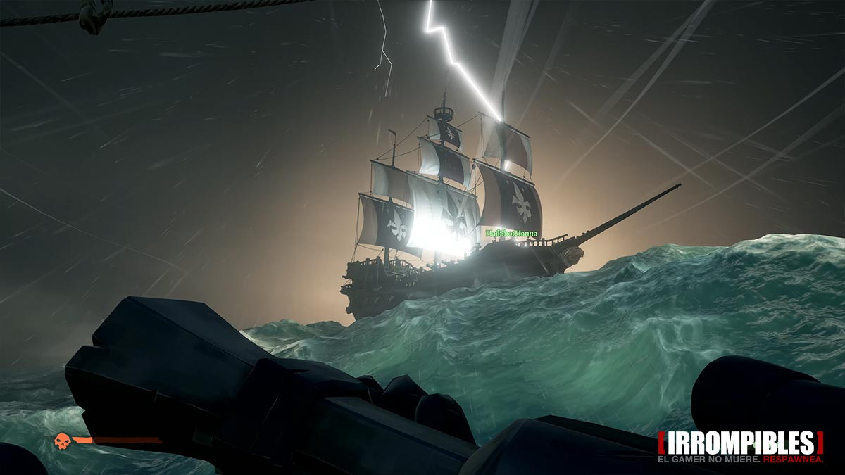 Sea of Thieves Beta 10